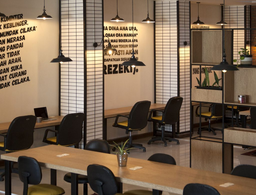5 Things You didn't Know about Coworking Space Jogja