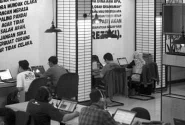 Sewa Coworking Space di Jogja