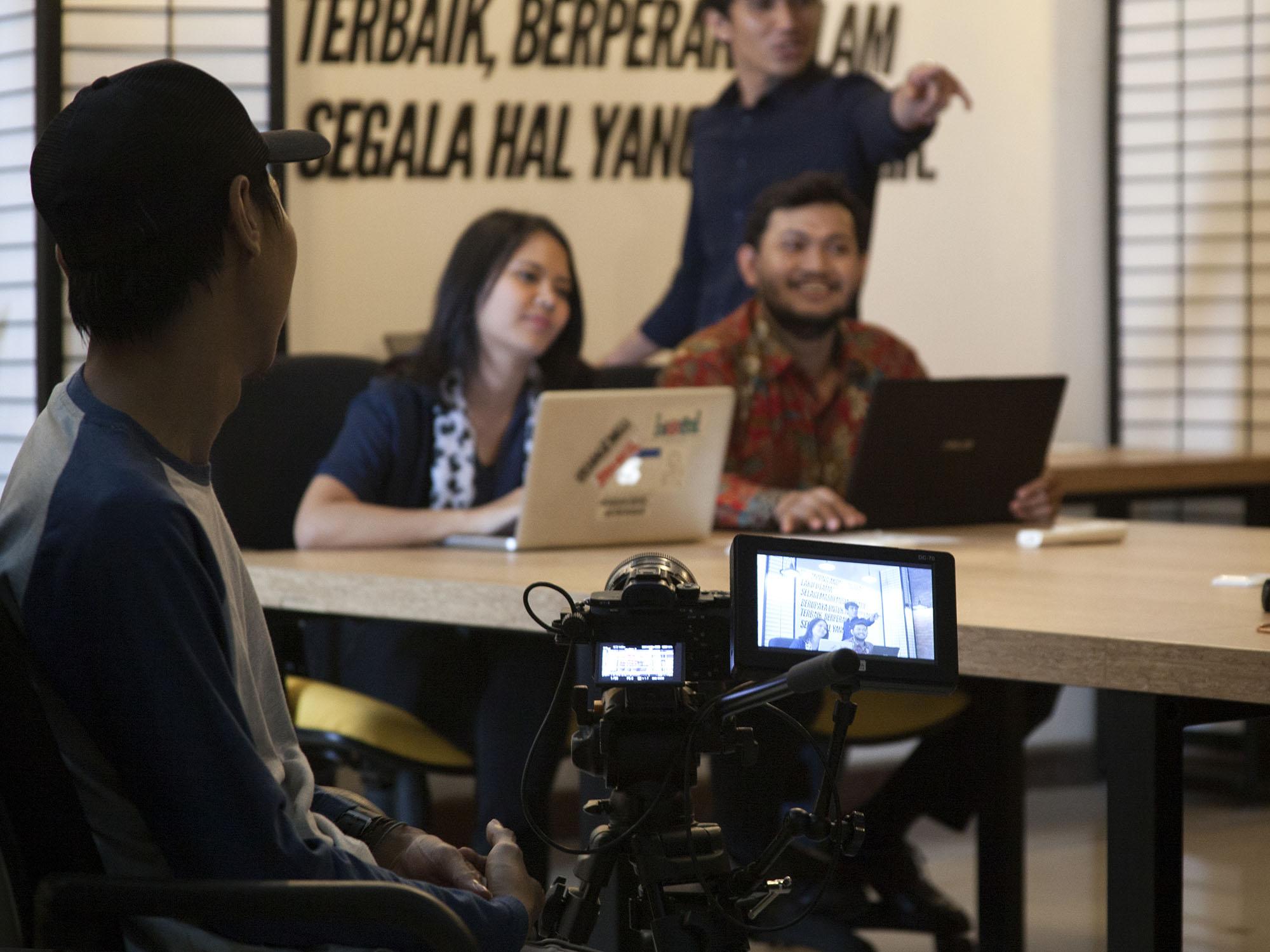 Genius Idea Coworking Space Yogyakarta Semarang 07