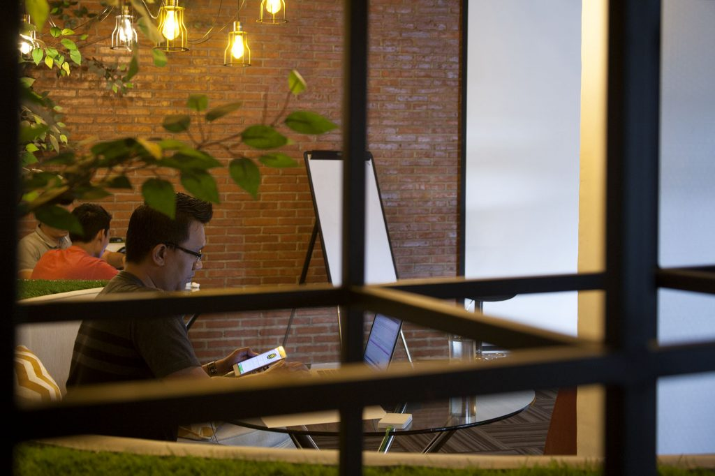 coworking space office space genius idea semarang 03